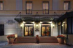 Hotel President, Viareggio, Italy