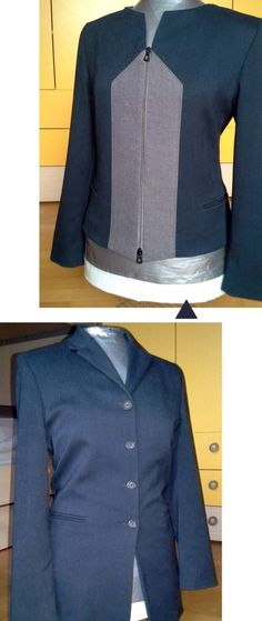 women's jacket refashion