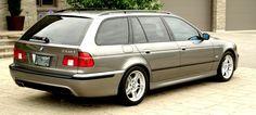 BMW 540i Dinan Wagon