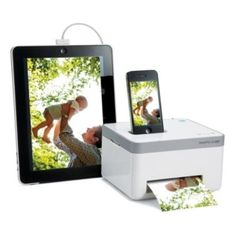 Compact Photo Cube Printer $149.00 at Frontgate  *all good…