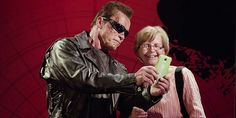 Terminator for after school charity