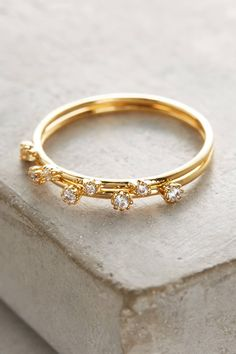 Slide View: 1: Kianne Double-Stack Ring Set