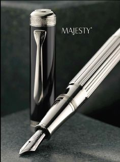 Pelikan Majesty Silver Fountain Pen