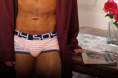 Pleasant mornings by Soy Underwear