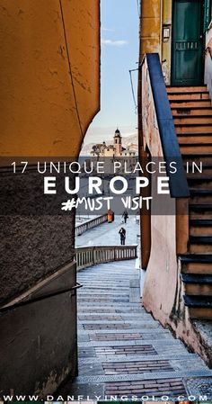 Camogli, Italy - One of the 17 best hidden gems in Europe to visit in 2017