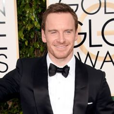 BEVERLY HILLS, CA - JANUARY 10:  Actor Michael Fassbender attends the 73rd Annual Golden Globe Awards held at the Beverly Hilton Hotel on January 10, 2016 in Beverly Hills, California.  (Photo by Jason Merritt/Getty Images)