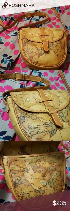 Alviero Martini 1A Classe Designer's Bag New without tags.Authentic leather designer's bag. Alviero Martini Bags