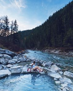 Natural Hot Springs in the Canadian Rockies You Need to Visit - Elite Jetsetter