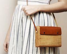 Oak Bag Large from HAYDANHUYA handmade wood things
