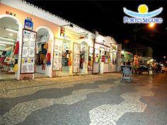 Passarela do álcool - Porto Seguro, BA ,Brasil