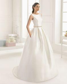 Vestidos de Noiva Rosa Clará 2016. - OMG I'm Engaged