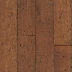 Bruce - Pre-Finished Cliffton Grand Canyon Maple Engineered Hardwood Flooring - 5 in. x 7 in. Take Home Sample - Planks have micro beveled edges. It features a very high Janka wood hardness rating/resistance to denting of Bruce Hardwood Floors, Bruce Flooring, Diy Wood Floors, Solid Wood Flooring, Engineered Hardwood Flooring, Flooring Options, Flooring Ideas, Maple Floors, Wood Entry Doors