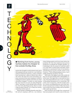 Lee H. Wilson — Illustration by Patrik Mollwing for a Tech opener... Bloomberg Businessweek, The Outsiders, Tech, Let It Be, How To Plan, Illustration, Technology, Illustrations