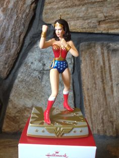 My Wonder Woman 2015 Christmas ornament