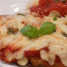 Chicken Parmesan - Allrecipes.com