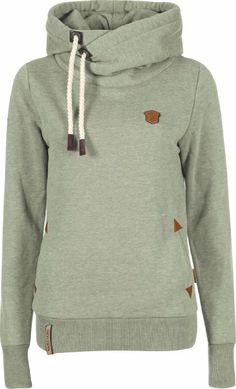 Naketano Darth im Spessart III W hoodie brown