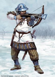 The 'Well Armed Men' The term used by Jan Dlugosz to describe some Medieval World, Medieval Art, Medieval Fantasy, Medieval Archer, Medieval Knight, Military Art, Military History, Larp, High Middle Ages