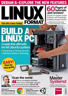 Linux Format. Built a #Linux PC.
