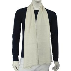 Pashmina Scarves Cashmere for Men, Crafted in India (Apparel)  http://www.picter.org/?p=B004EDW5DO