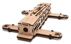Booboo drone frame