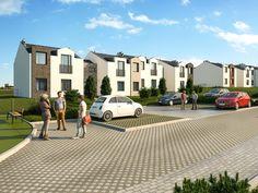Mieszkania z Ogrodami w Komornikach  - Deweloper Komorniki - Nowa inwestycja deweloperska