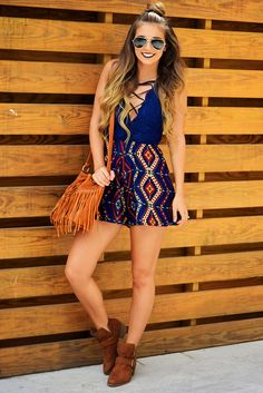 Take It Back Romper: Multi #shophopes