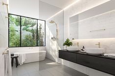 Tips for renovating a bathroom
