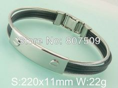 Accessories Hot Selling Stainless Steel Cuff Bangle Bracelet Wholesale Fashion Costume Jewelry New Arrival Product BF14246-in Wholesale from Jewelry on Aliexpress.com
