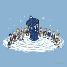 Doctor WHO-ville