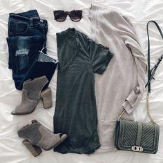 IG @sunsetsandstilettos- casual outfit inspiration
