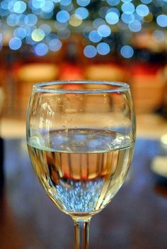 A glass of wine a night is actually really good for you because of the antioxidants.  Just don't drink the whole bottle...I know it's hard!