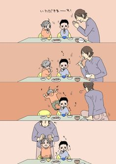 pixiv is an illustration community service where you can post and enjoy creative work. A large variety of work is uploaded, and user-organized contests are frequently held as well. Manga Haikyuu, Haikyuu Karasuno, Haikyuu Funny, Haikyuu Fanart, Kageyama, Nishinoya, Daisuga, Sugawara Koushi, Anime Dad