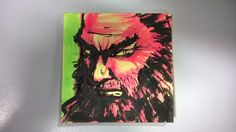 Finer Forms: Daily lunch Post-It 1: Wolverine