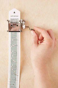 DIY Music Box Kit