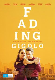 "Titel : Fading Gigolo (2013) Vrijgegeven : 09 Apr 2014 Genre : Comedy Duur : 90 min Synopsis : Fioravante decides to become a professional Don Juan as a way of making money to help his cash-strapped friend, Murray. With Murray acting as his ""manager"", the duo quickly finds themselves caught up in the crosscurrents of love and money. #FadingGigolo2013 #FadingGigoloOnline #FadingGigoloFilmKijken #FadingGigoloOnlineFilmKijken #FadingGigoloFilmKijkenOnline #FadingGigoloGratisOnlineFilmKijken Fading Gigolo, John Turturro, Don Juan, Comedy Films, Old Dogs, New Tricks, Way To Make Money, Acting, How To Become"