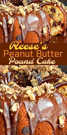 Homemade Pound Cake, Pound Cake Recipes, Homemade Cakes, Pound Cakes, No Bake Desserts, Just Desserts, Delicious Desserts, Dessert Recipes, Baking Desserts