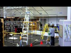 Westport Library - MakerSpace Build; seen in yesterday's FANTASTIC webinar!