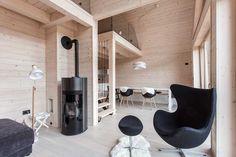 Современный деревянный дом в Словении от студии PIKAPLUS
