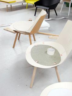 Stefan Diez Office | Projects | Manufacturing