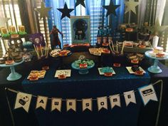 Guardians Of The Galaxy Birthday Party Ideas   Photo 1 of 29   Catch My Party