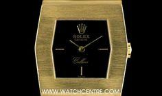 #Rolex 18k Yellow Gold Black Dial Queen #Midas #Cellini #Vintage Ladies #4341 Rolex Cellini, Art Deco Watch, Used Rolex, Patek Philippe, Audemars Piguet, Rolex Watches, Black Gold, Vintage Ladies, Clock