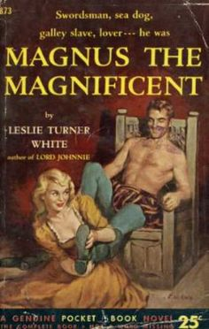 Pocket Books - Magnus the Magnificent