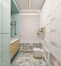 Die 336 besten Bilder von Gestaltung | Badezimmer | Fliesen ...