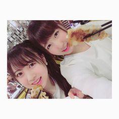 フィリピン1日目の夜に食べた中華 . 餃子や小籠包や炒飯 . どれもすごく美味しかったです . いちばん美味しかったのは小籠... #Team8 #AKB48 #Instagram #InstaUpdate