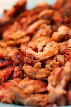 The most popular pulled pork recipe on Pinterest!