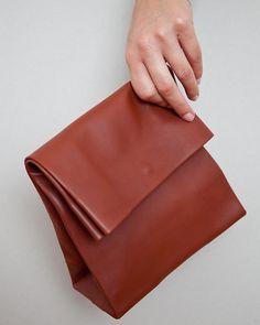 Stunning & Simple: Handmade Bags From Adaism