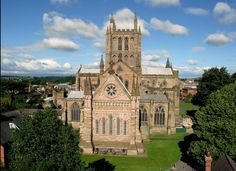 Hereford Cathedral - Hereford - Recensioni su Hereford Cathedral - TripAdvisor