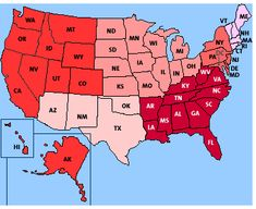 Bucket List: travel to all regions of the US by car and visit all the 48 contiguous states.