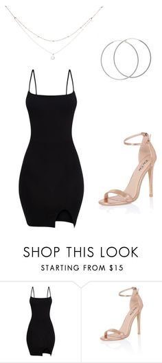 """Night Out"" by suetables on Polyvore featuring Chi Chi"