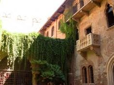 Balcone di Giulietta e Romeo